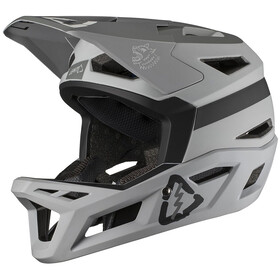 Leatt DBX 4.0 Super Ventilated Full Face Helmet steel